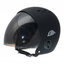 GATH Helm RV Retractable Visor S black