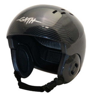 GATH Wassersport Helm GEDI Gr. M Carbon look