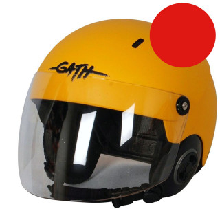 GATH Helm RESCUE Safety Red matt Gr L