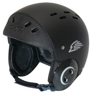 GATH Wassersport Helm Surf Convertible XL Black