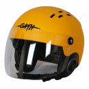 GATH Helm RESCUE Safety Gelb matt Gr S