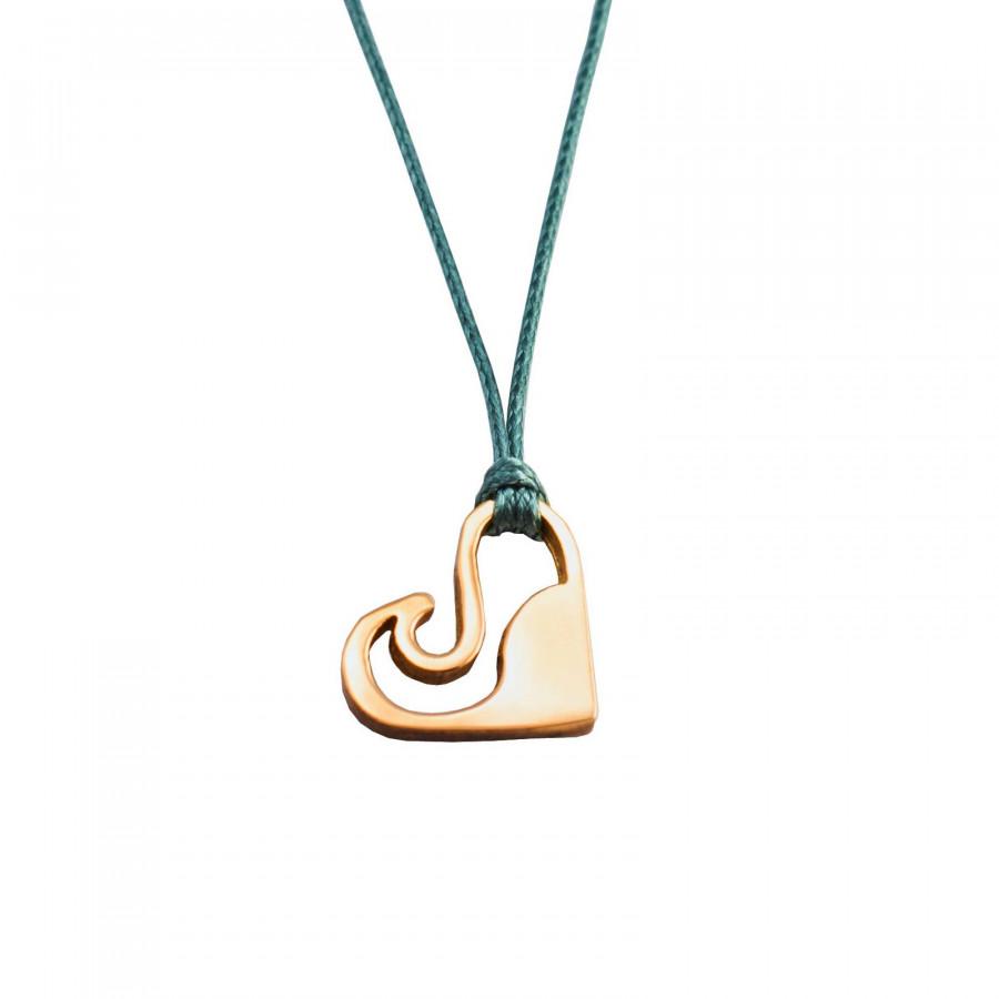 silver surf necklace wave s gold 24 95 surf shop