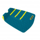 ION Footpad Deck Grip 1-tlg Petrol-Gelb