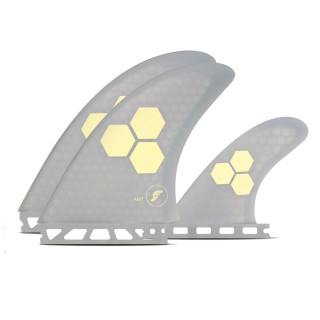 FUTURES Twin Fin Set AMT Honeycomb