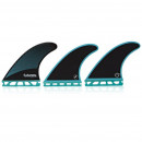 FUTURES Thruster Fin Set R4 Honeycomb